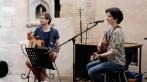 Im Rahmen des Templersommers 2015 | Templerkapelle Mücheln | Mit Markus Schumann an der Gitarre!