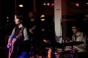 Live im LICHTHAUS Halle | Anna, Jan, Simon | Photo: Anne Schüttig
